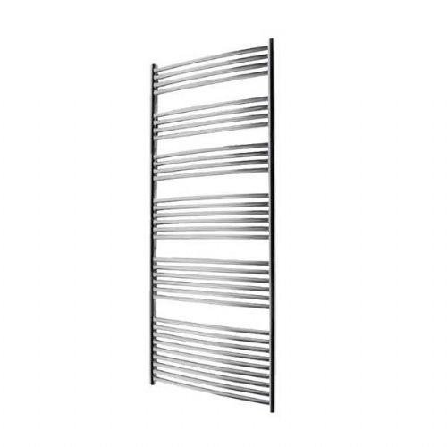 Abacus Elegance Radius Curved Towel Rail - 1700mm x 600mm - Polished Stainless Steel